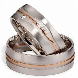 men39s platinum rose gold and diamond band 284 With rose gold wedding band with platinum engagement ring