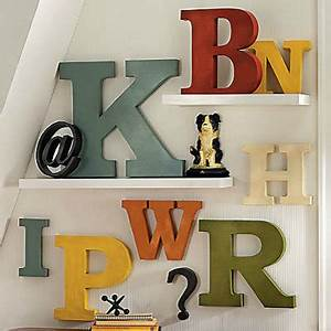 Antiqued Metal Letters And Symbols Modern Artwork By