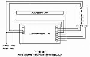 Osram Led Tube Wiring Diagram