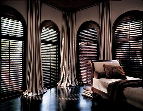 arched window blinds sedona window treatments motorized solar and outdoor