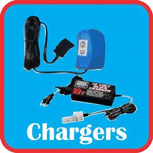 Pacific Cycle Kid Trax 12v Grid Charger Kt12chg