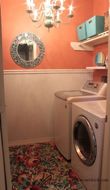 Such A Cute Laundry Room! I Definitely Want A Separate One