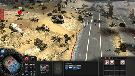 company of heroes modern combat 2 1 time
