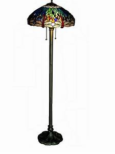 warehouse of tiffany tiffany style dragonfly floor lamp With sears chandelier floor lamp