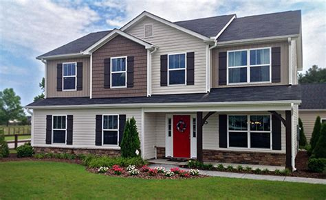 house plans craftsman style homes traditions home collection door homes of the carolinas