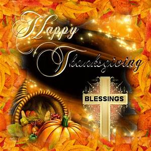 Animated Happy Thanksgiving Blessings Quote Pictures ...