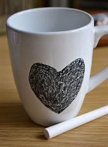 Tasse Selbst Bemalen : die eigene kaffeetasse ganz selbst kreativ gestalten ~ Watch28wear.com Haus und Dekorationen