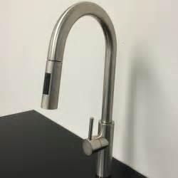 kitchen faucet nickel goose shaped brushed nichel kitchen faucet