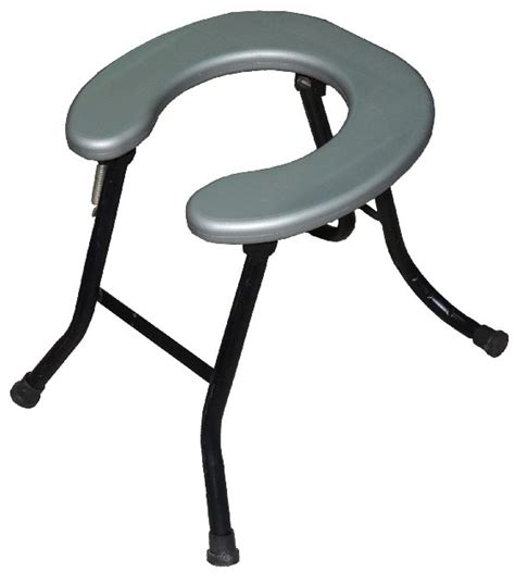 Folding Commode Stool by Commode Stool Commode Chair Potty Stool Elevated Commode