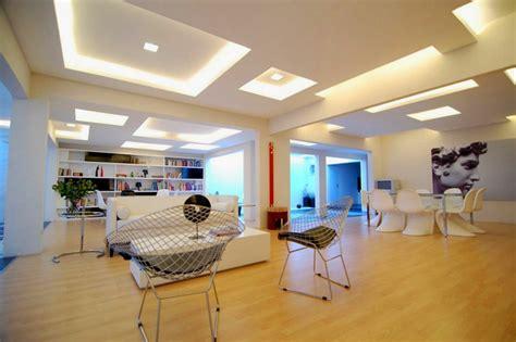 led beleuchtung im wohnzimmer  ideen zur planung