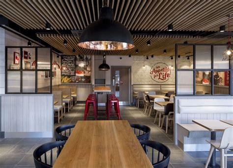 open layout house plans kfc unveils radical interior designs design week