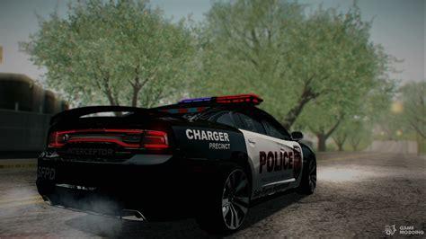 2012 Dodge Charger Interceptor by 2012 Dodge Charger Srt8 Interceptor Sfpd For Gta