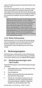 Angaben Auf Rechnung : anforderungen an eine rechnung ~ Themetempest.com Abrechnung