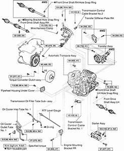 4t65e Transaxle Engine Removal Diagram
