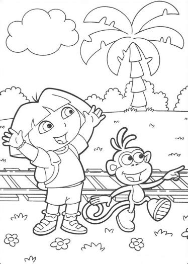 Coloring Book Pdf by The Explorer Coloring Pages Pdf Coloring Pages
