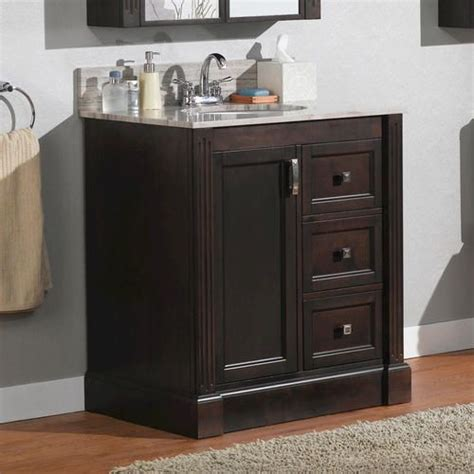 menards bathroom vanity sets 30 quot wellington collection vanity base at menards for the