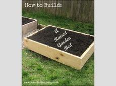 Build A Raised Garden Bed 18+ EasyToMake DIY Raised