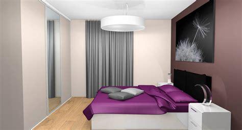 chambre prune et gris chambre prune et gris inspirations et chambre grise et