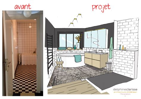 perspective salle de bain r 233 novation d une salle de bain 224 lille architecture d int 233 rieur coaching d 233 co lille