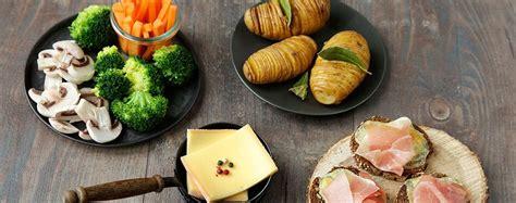 cuisine raclette recette originale 3 idées pour une raclette revisitée astuces cuisine