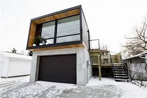 Moderne Container Häuser : honomobo modulares container haus mustxhave ~ Whattoseeinmadrid.com Haus und Dekorationen