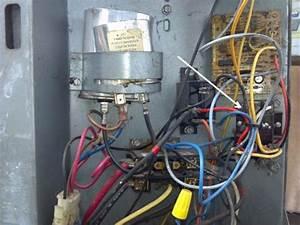 Heat Pump Defrost Board Wiring Question