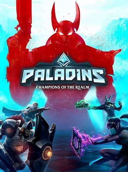 Paladins Ps4 Playstation Cz Play Games Jeu