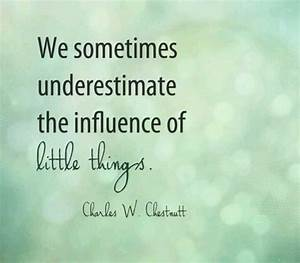 Little Things Quotes & Sayings | Little Things Picture Quotes