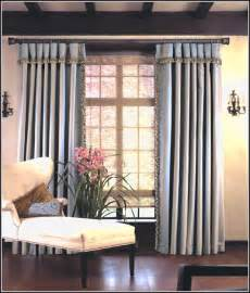 Patio Door Blinds and Curtains