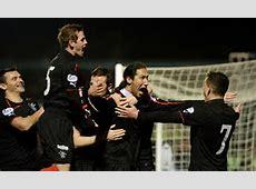 Forfar 0 Rangers 2 Defender Bilel Mohsni in seventh
