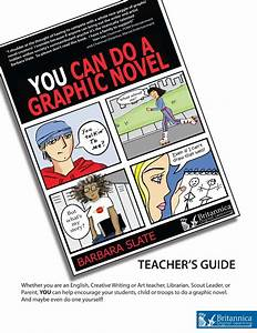You Can Do A Graphic Novel Teacher U2019s Guide  Ebook   With