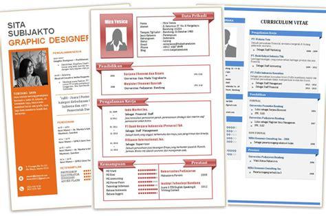 Itulah contoh cv yang lengkap, menarik, dan mudah dibuat oleh para pemula. Contoh CV Desain Menarik Dan Kreatif Format Doc Word Part-1