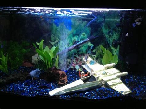 Wars Fish Tank Decorations by Elios On Quot Starwars Fish Tank The Jawa Vblack