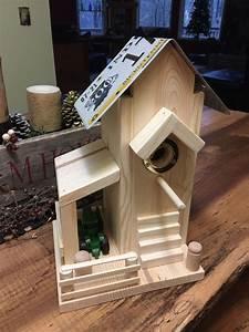 Simple, Fun, To, Make, Pine, Birdhouse