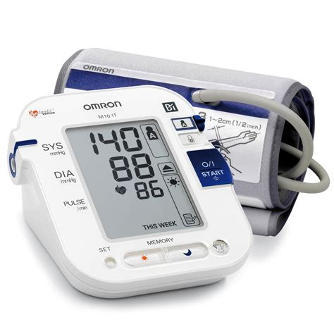 Omron M10-IT Blood Pre Monitor (HEM-7080) | ELF