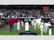 Real Madrid vs Barcelona 20 Spanish Super Cup 2nd leg