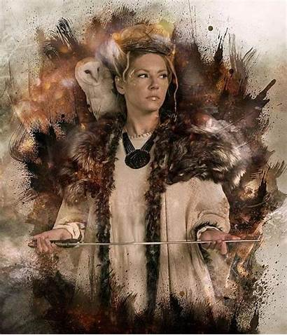 Lagertha Vikings Katheryn Winnick Season Queen Going