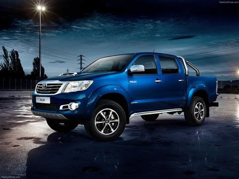 Toyota Hilux Invincible (2014) - picture 4 of 14