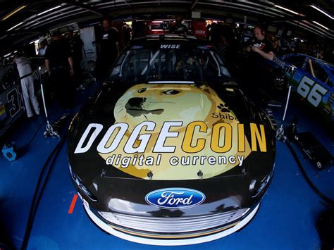 PHOTO: Josh Wise's Dogecoin, Reddit car returns to ...