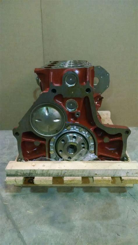 engine  holland nf  engine shortblock  esn