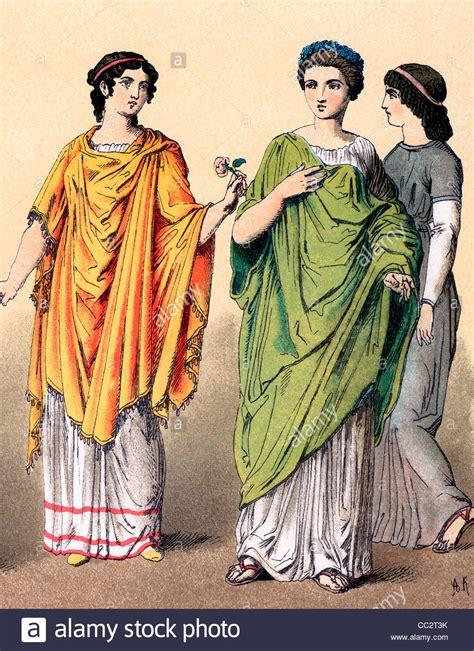 dress  roman women  late republican  imperial times