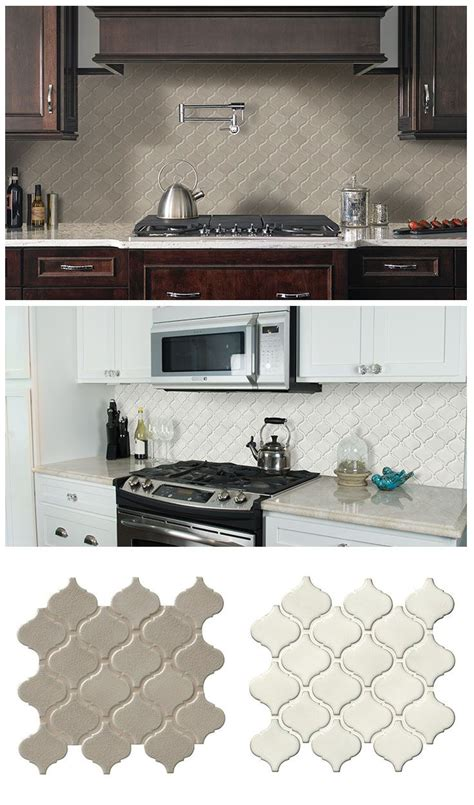 picture of small kitchen designs msi bianco arabesque 9 84 in x 10 63 in x 6 mm glazed 7436