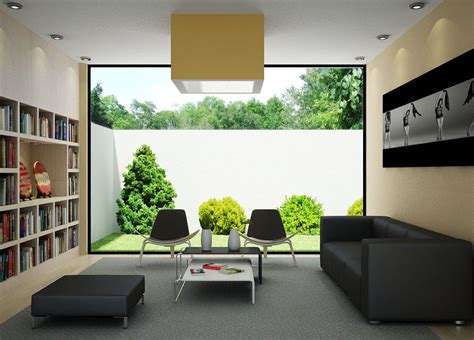 Living Room Library by Unique Mood Enhancing Living Rooms