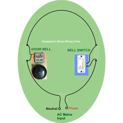 learn how to wire a doorbell