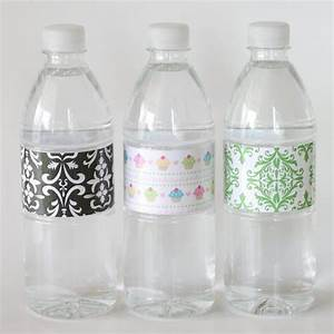 27 best bottle labels images on pinterest free With cheap water labels