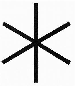 Nordische Symbole Und Ihre Bedeutung : hagal rune ursprung und bedeutung altnordisches schriftzeichen runenalphabet symbol f r ~ Frokenaadalensverden.com Haus und Dekorationen