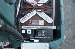 autoscrubber guide part iii battery maintenance