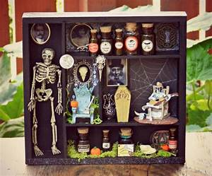 Halloween Store Wuppertal : 25 best shadowbox ideas on pinterest ~ Buech-reservation.com Haus und Dekorationen