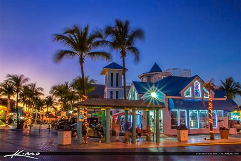 Fort Myers Beach Night Life Downtown Dining