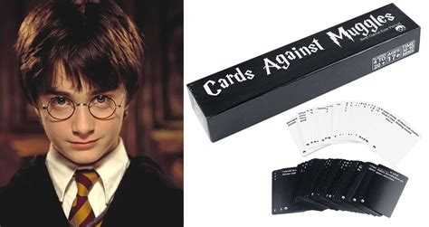 """What secondary harry potter character are you? Fans Of Harry Potter Will Love This """"Cards Against Muggles"""" Version"""
